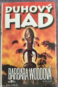 Barbara Woodová- Duhový had