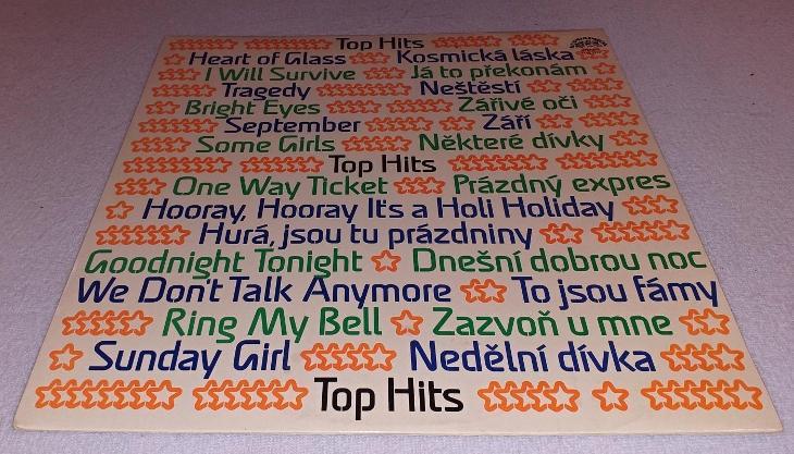 LP Top Hits - Hudba