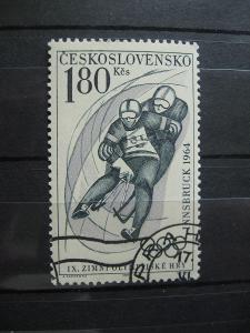 1355 - IX. zimní OH Innsbruck 1964 - popis - H-3
