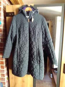 Dámský zimní bunda vel xl.