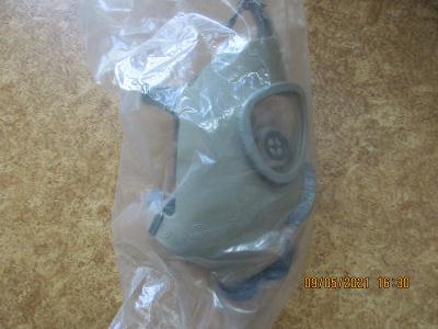 Plynová maska československá CM-4, velikost 5