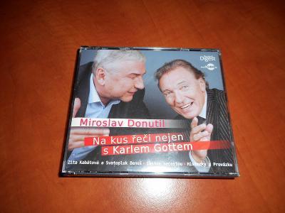 Miroslav Donutil - Na kus řeči nejen s Karem Gottem ( 2012 )