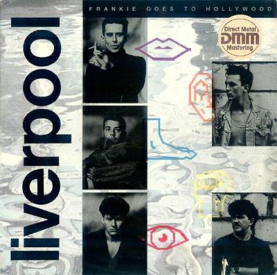 LP- FRANKIE GOES TO HOLLYWOOD - Liverpool (album)´1986 orig. USA