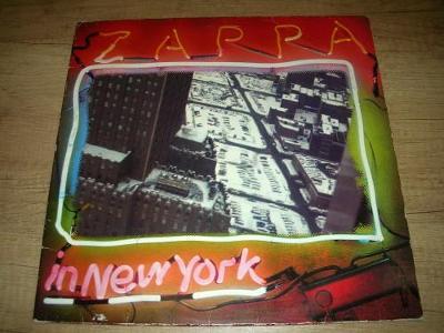 Frank Zappa – Zappa In New York (1978) 2xLP ,1.Press ,EX+
