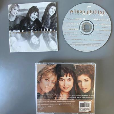 Wilson Phillips – Shadows And Light - CD