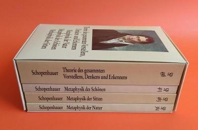 Arthur Schopenhauer - 4 knihy