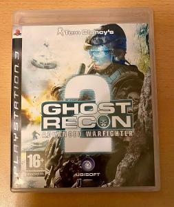 Hra na PS3 Ghost Recon Advanced Warfighter 2