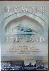 HYMNS A CROSS THE HOLY LAND