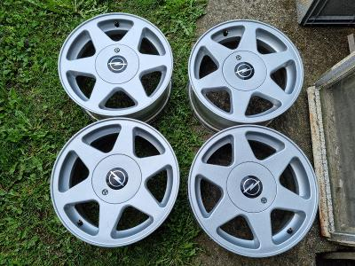 "4KS ALU DISKY Opel 15"" 5x110 et33"