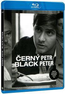 Černý Petr (Digitálně restaurovaná verze) - Blu-ray