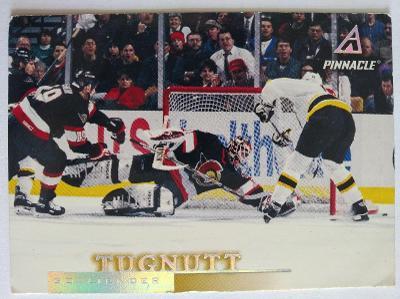Pinnacle 1997, Ron Tugnutt, Ottawa, #99