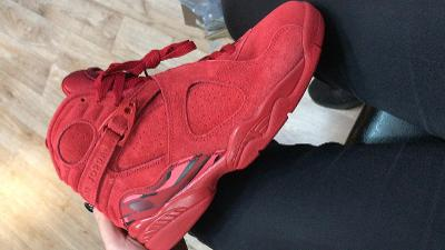 Nike Jordan 8 Retro Valentine's Day 2018 (W)