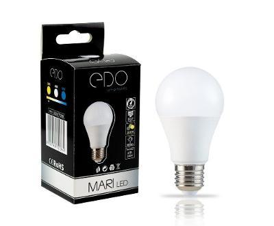 Žárovka MARI LED E27 9W 3000K teplá WW 806lm