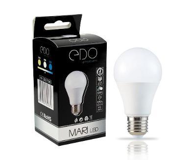 Žárovka MARI LED E27 9W 4000K neutrální NW 806lm
