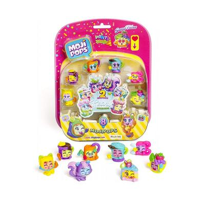 Sada MojiPops Party Pearl Surprise set - 8 různých postav