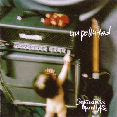 SENSELESS APOCALYPSE - Unpolluted - 12 LP BLACK vinyl
