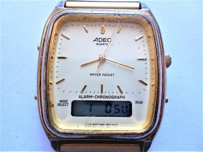 Náramkové hodinky Adec Quartz*6-65