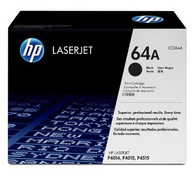 Toner do tiskárny HP 64A černý