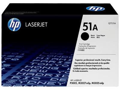 HP 51A Černá originální tonerová kazeta LaserJet
