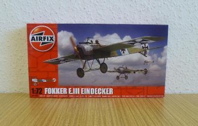 1/72 Fokker E.III