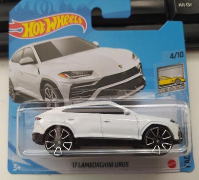 Lamborghini Urus - Hot Wheels