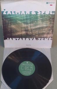 LP Žalman & Spol. Jantarová Země VG+/VG