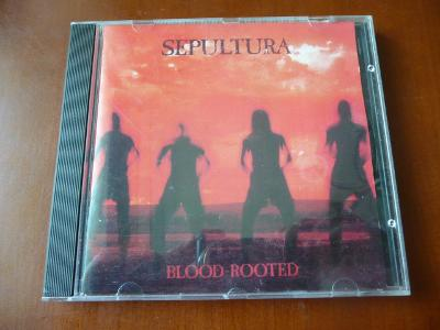 SEPULTURA - BLOOD-ROOTED (cti popis!)