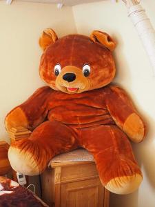 Velký plyšový medvěd 88 cm