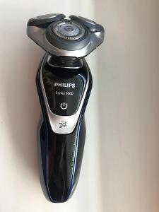 Elektrický holicí strojek pro mokré a suché holení PHILIPS S5572/06