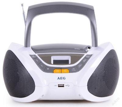 Stereofonní RÁDIO CD / MP3 / USB AEG SR 4358 3 BAR
