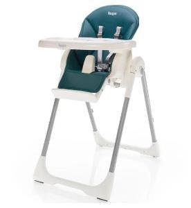 Jídelní židlička ZOPA Ivolia, Aqua Blue