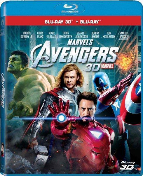 Avengers - Blu-ray 3D + 2D  - Film