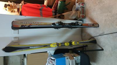 Sjezdové lyže - Head Cyber X60 délka 170cm