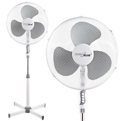 Podlahový ventilátor GreenBlue 40W se 3 úrovněmi proudění vzduchu