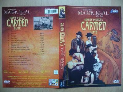 Rebirth of Bizet´s Carmen Suite - USA 2002 - Dvojdisková verze