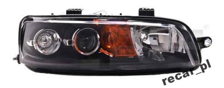 Fiat Punto II 99-03 nové světlomety H1 + H1 kpl 2p