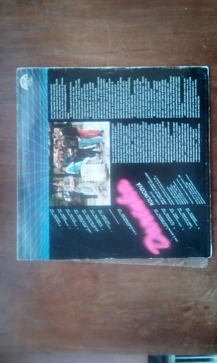 LP DARINKA SUPRAPHON 1986 - Hudba
