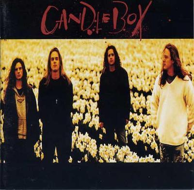 CD CANDLEBOX - CANDLEBOX