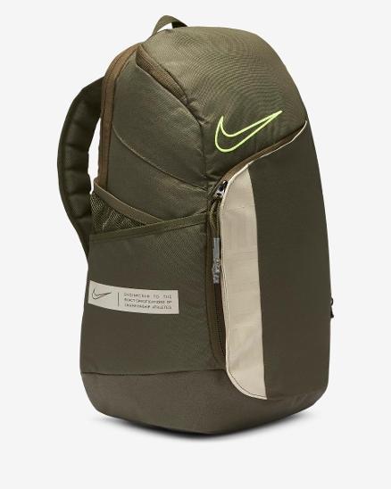 Basketbalový batoh NIKE ELITE PRO - Tašky, batohy, kufry