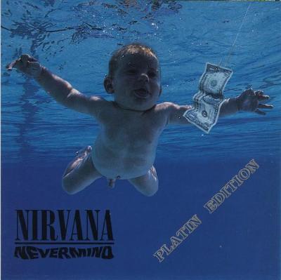 CD NIRVANA - NEVERMING / platinum ediction číslované 54/300