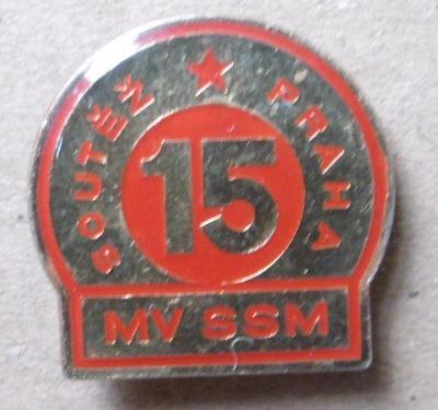 Odznaky   MV SSM