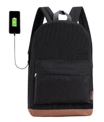 Pánský ruksak Tinyat - Černý