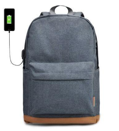 Pánský ruksak Tinyat - Šedá
