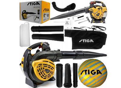 STIGA SBL 327 V BLACK COMPRESSOR PRO LIST XL Akce!