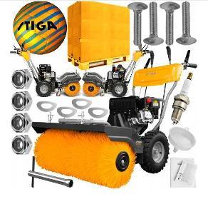 Zametací stroj Stiga SWS 800 G 2 v 1 GIGA XL Akce!
