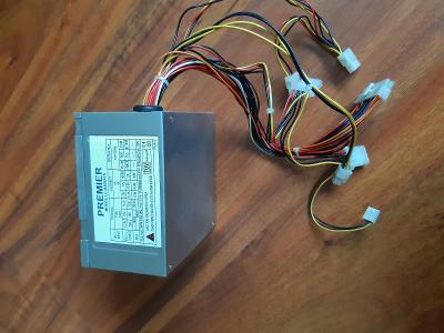 PC zdroj 300 W, model PREMIER,LC-B300ATX