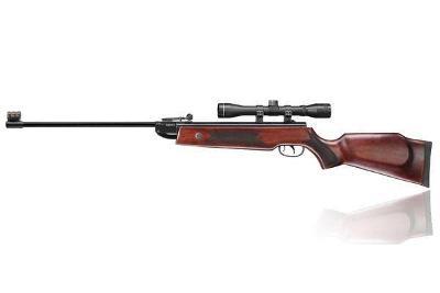 Vzduchovka Hammerli Hunter Force 750 Combo kal. 4,5mm