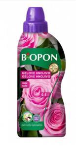 Hnojivo BIOPON na růže gelové 500ml