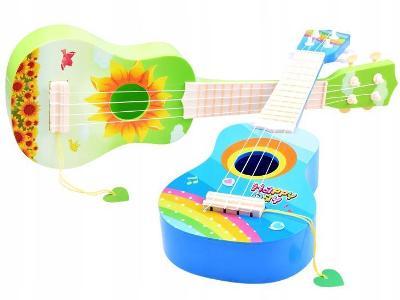 Plastová kytara pro dítě IN0099 Akce!