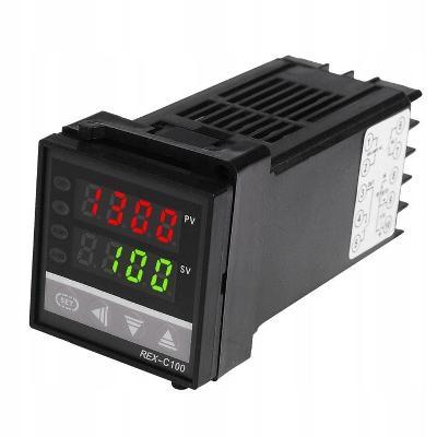 Termostat REX-C100 Digitální C100 230 RELAY